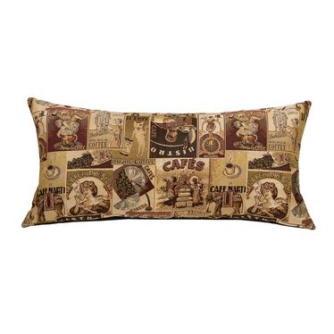 Декоративная подушка Кофе