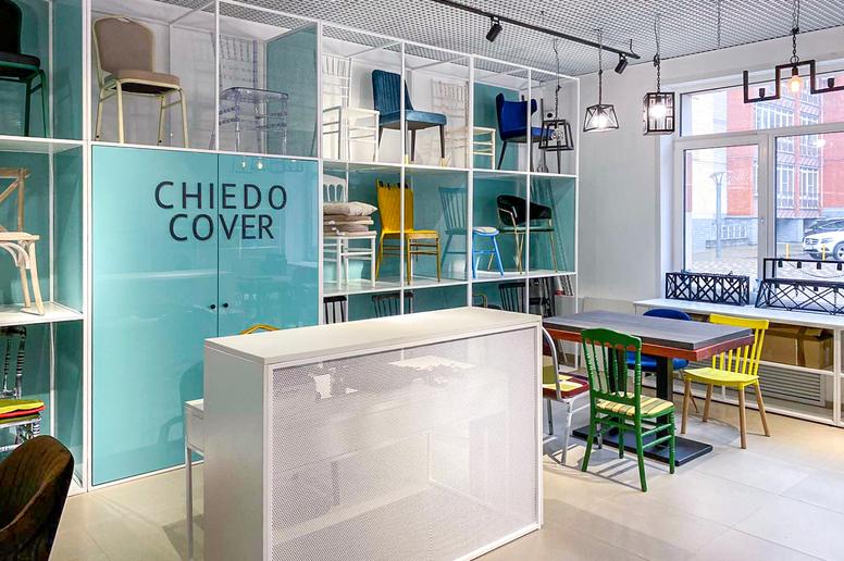 Магазин мебели и текстиля ChiedoCover