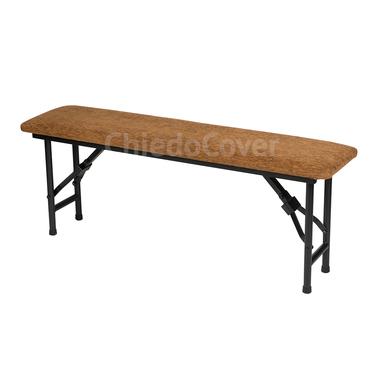 """Скамья """"Лидер 8"""", 1500x300, с мягким сиденьем"""