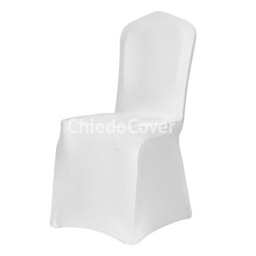 Чехол 01 на стул, белый